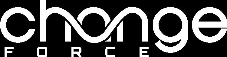 Changeforce Logo White